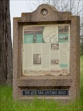 Image for Old San Antonio Road/El Camino Real - Crockett, TX