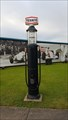 Image for Texaco, Hammond Visible pump - Donington Collection - Castle Donington, Leicestershire