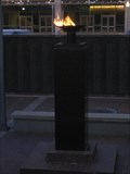 Image for  The Louisiana Memorial Plaza Eternal Flame