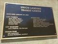Image for Union Landing Transit Center - 2004 - Union City, CA