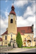 Image for Kostel Nanebevzetí Panny Marie / Church of the Assumption of Our Lady - Raspenava (North Bohemia)