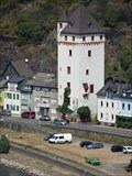 Image for Viereckiger Turm - St. Goarshausen - RLP - Germany