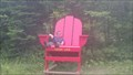 Image for Giant Lawn Chair - Indian Lake, NY