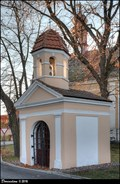 Image for Kaple Sv. Jana Nepomuckého / Chapel of St. John of Nepomuk - Panenský Týnec (North-West Bohemia)