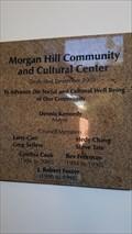 Image for Morgan Hill Community and Cultural Center - 2002 - Morgan Hill, CA
