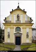Image for Kostel Panny Marie Sedmibolestné / Our Lady of the Seven Sorrows Church - Pardubice (East Bohemia)