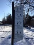 Image for Circuit Parc Blanchard - Sherbrooke, Qc, CANADA
