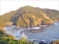 Image for Heceta Head/Cape Creek Bridge & Tunnel