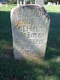 Image for Anne E. Holt & Children - Grapevine Cemetery - Grapevine, TX