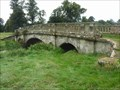 Image for Dene Bridge, Charlecote Park, Warwickshire, England