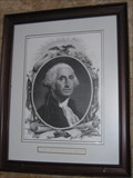 Image for George Washington - Brington Church- Northant's