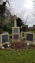 Image for Knaptoft Garden of Remembrance - St Nicholas - Knaptoft, Leicestershire