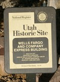 Image for Wells Fargo and Company Express Building - Silver Reef UT
