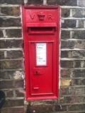 Image for Victorian Wall Post Box - Grove Road - Windsor - Berkshire - UK