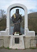 Image for BIGGEST --  Statue of Saint John of Nepomuk in the World, Cepice, Czech Republic