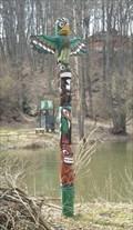 Image for Totem Pole - under Hracholusky Dam, CZ