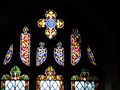 Image for Decorative Stained Glass - Church of St Cadoc - Pendoylan - Vale of Glamorgan, Wales.