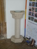 Image for Holy Water Stoup, St Peter & St Paul - Eye, Suffolk