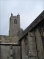 Image for Bell Tower - Church of St. John, Church Road, Terrington St. John, Norfolk.