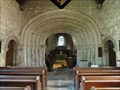 Image for Norman Chancel Arch - St Peter - Tickencote, Rutland