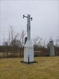 "Image for ""flasketårn"" ved Elmuseet Tange - ""bottle tower"" at the Energy Museeum - Tange, Denmark"