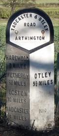 Image for Milestone - Arthington Lane, Arthington, Yorkshire, UK.