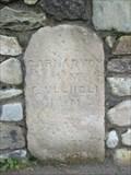 Image for A499 Milestone - Bethesda Bach, Gwynedd, Wales