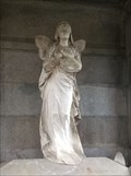 Image for Andel s motýlími krídly / Angel with butterfly wings, Praha, Czechia