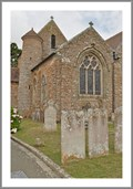 Image for St-Brelade's church cemeterie - Jersey - Channel islands.- UK