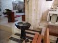 Image for Font baptismal Eglise - Saint Michel le Cloud Pays de Loire, France