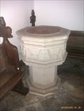 Image for Baptism Font, All Saints - Crowfield, Suffolk
