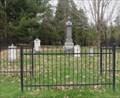 Image for Moodie Family Cemetery - Ottawa, Ontario