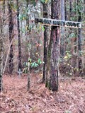 Image for Grave of an unknown hanged man -- Little River County, Arkansas