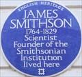 Image for James Smithson - Bentinck Street, London, UK