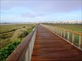 Image for Boardwalk in Parque Linear Ribeirinho do Estuário do Tejo - Sta. Iria, Portugal