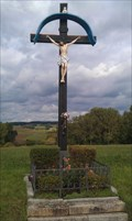 Image for Christian Cross near Lichtenfels/ Bavaria/ Germany