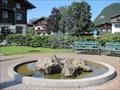Image for Brunnen am Kreisverkehr, Kössen, Bezirk Kitzbühel, Tirol
