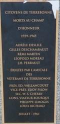 Image for Cénotaphe de Terrebonne - Cenotaph of Terrebonne, Québec