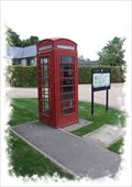 Image for Red Telephone Box - The Street, Chillenden, Kent, UK.