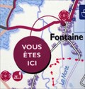 """Image for """"Vous êtes ici"""" in Fontain - Franche-Comté / France"""
