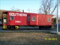 Image for Southern Caboose X561 - Collinsville, AL