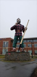 Image for 31-Foot-Tall Paul Bunyan - Bangor, Maine