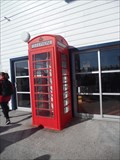 Image for Visitor Center's Red Telephone Box  -  Stanley, Falkland Islands