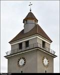 Image for Clocks of the Evangelic Church / Hodiny ne Evangelickém kostele - Olomouc (Central Moravia)