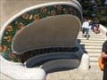 Image for Park Güell Under Bench - Barcelona, Spain