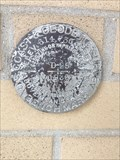 Image for Bench Mark D 25 - Amtrak Station - Holland, Michigan