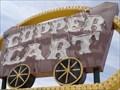 Image for Historic Route 66 - Copper Cart - Seligman, Arizona, USA.
