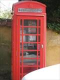 Image for Cuddington Red Telephone Box - Bucks