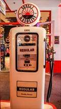 Image for Vintage gas pump - Walt Disney Studios, FR
