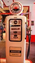 Image for Vintage gas pump - Walt Disney Studios, FR